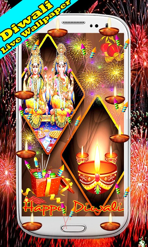 Diwali Live Wallpaper 2016