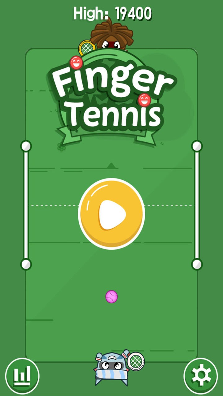 Finger Tennis