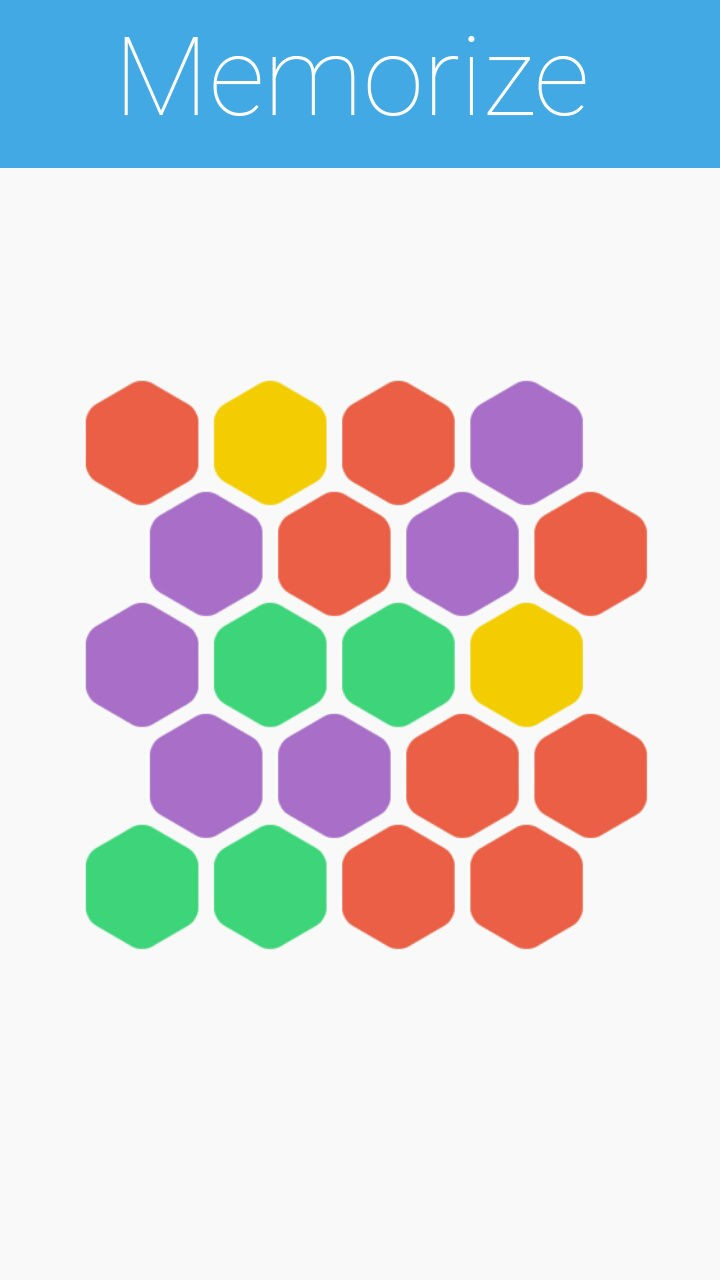 Hexabrain - train your memory!
