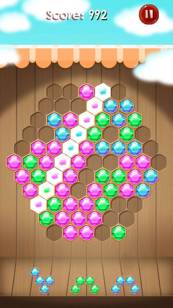 Honeycomb Erasure