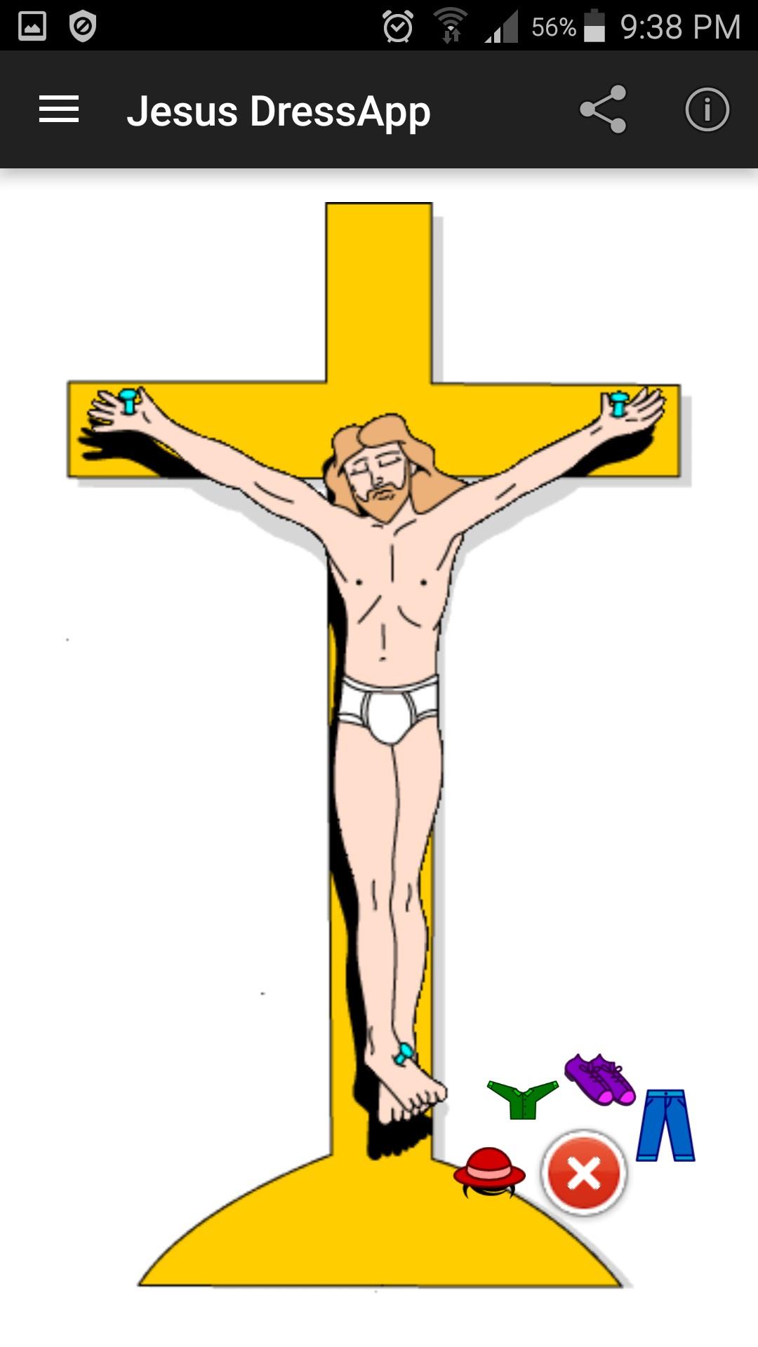 Jesus Dressapp
