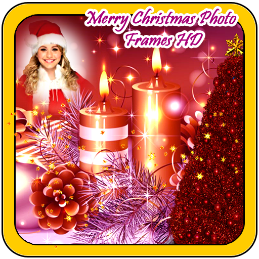 Merry Christmas Photo FramesHD