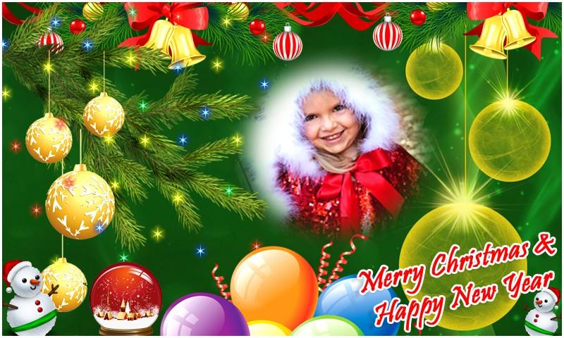 Merry Christmas Photo FramesHD