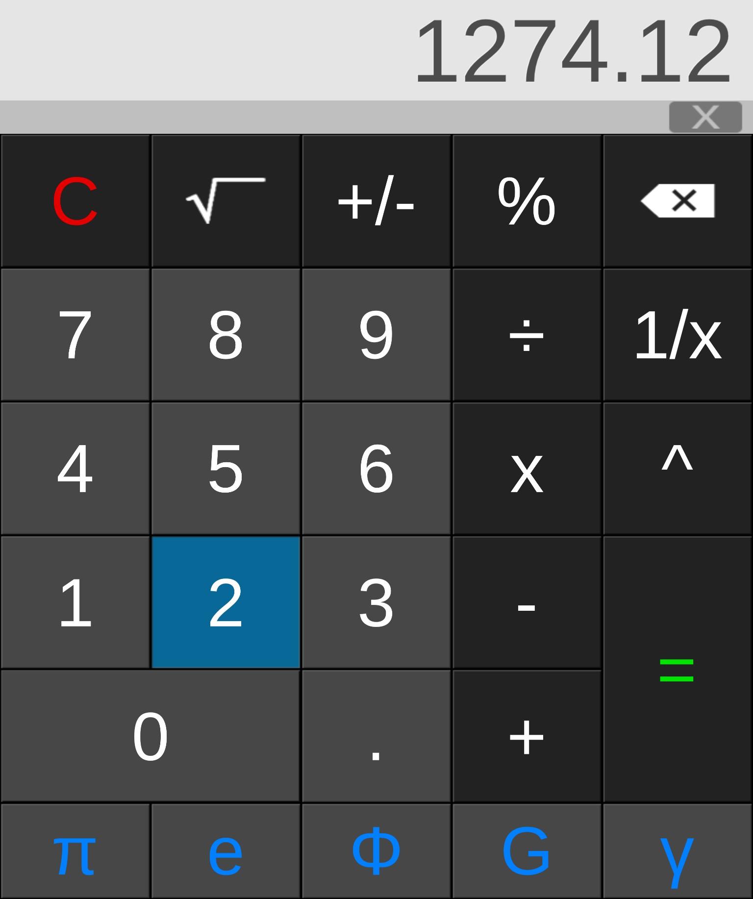 My Calculator XL