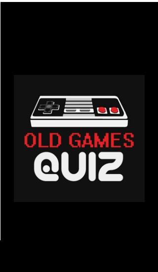 OLD GAMES QUIZ