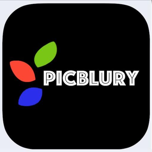 PicBlury