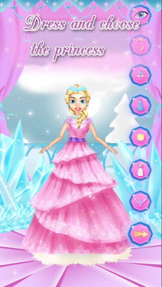 Princess Star Ice Queen