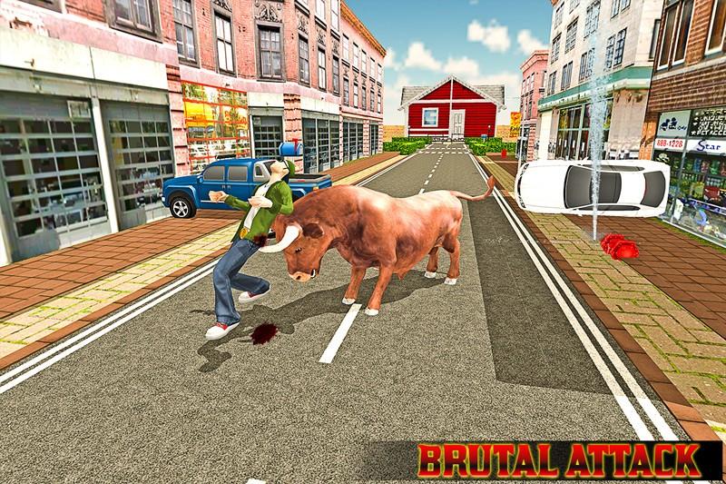 Qurbani Bull Rampage
