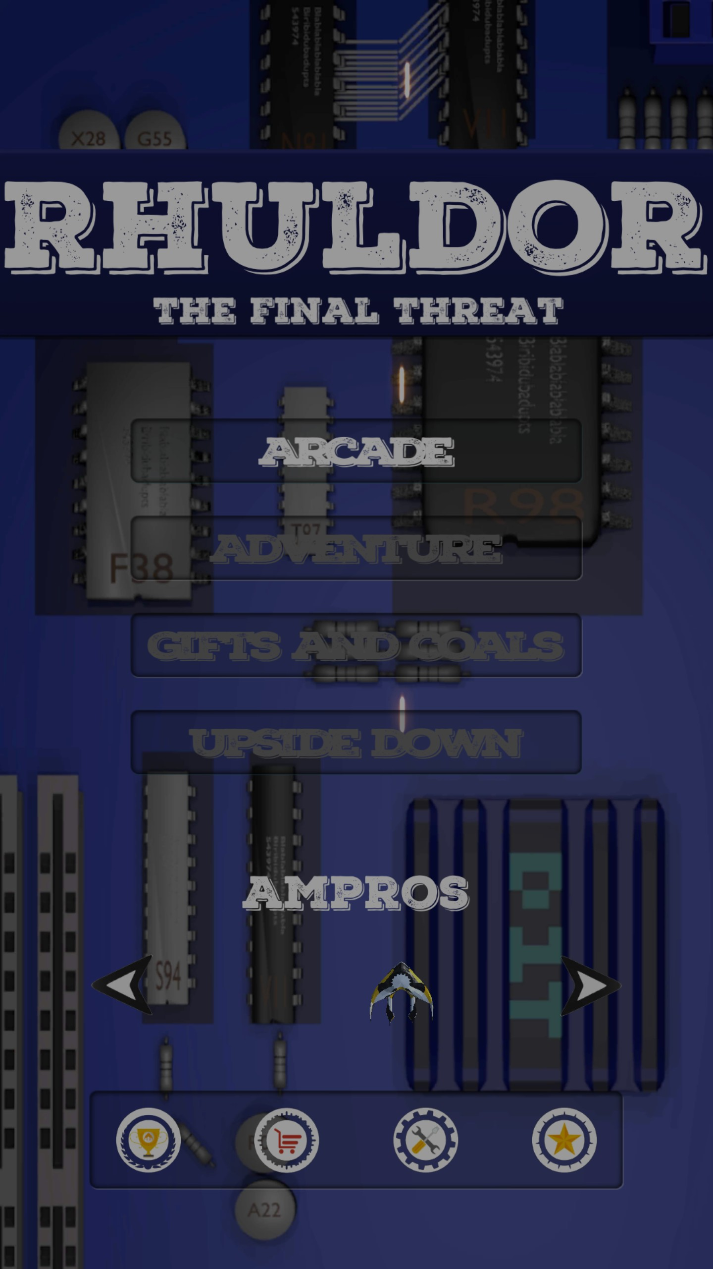 Rhuldor - The Final Threat
