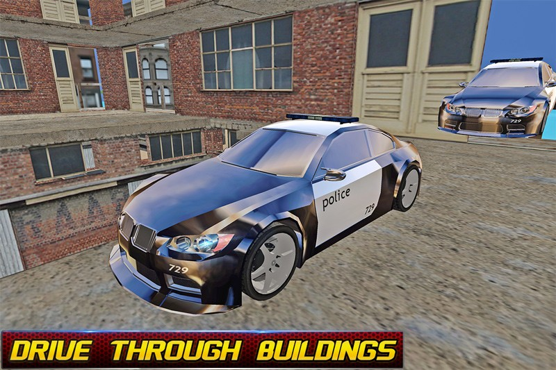 Rooftop Police Car Training