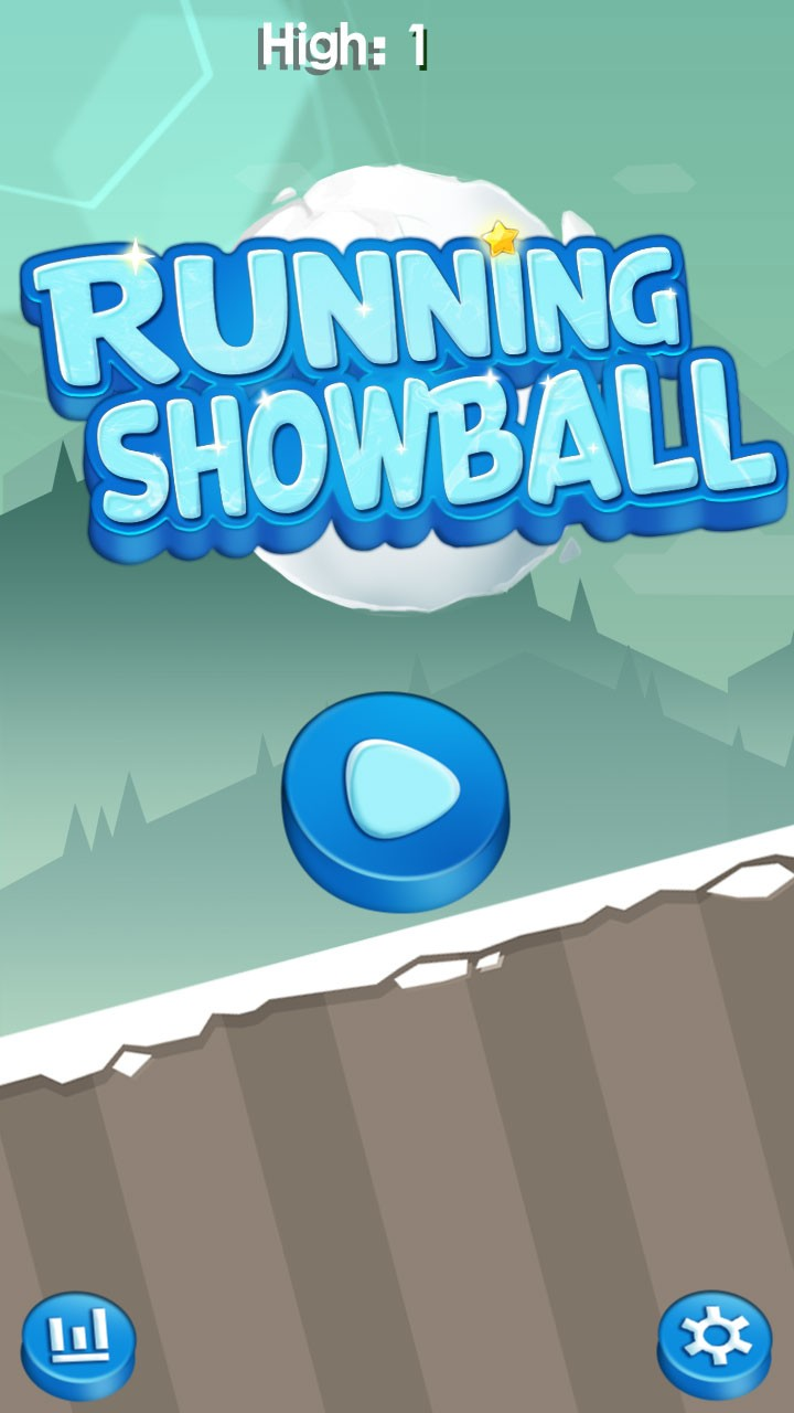 Running Showball