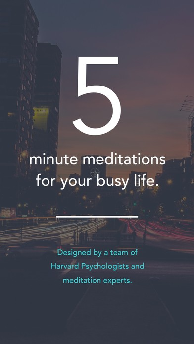 Simple Habit - Meditation & guided mindfulness for reducing stress and relaxation