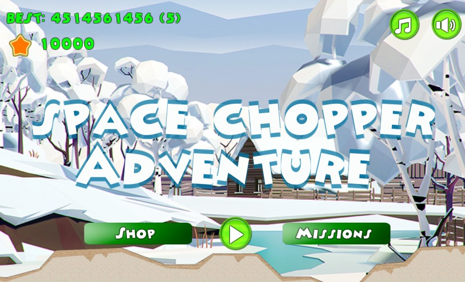 Space Chopper Adventures