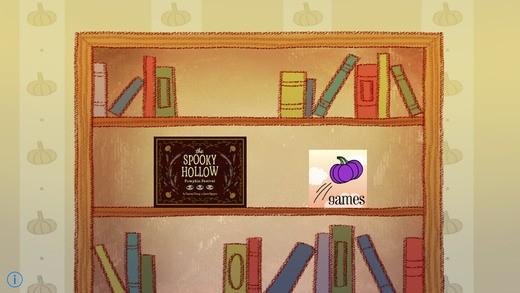 Spooky Hollow - Interactive Children's Book