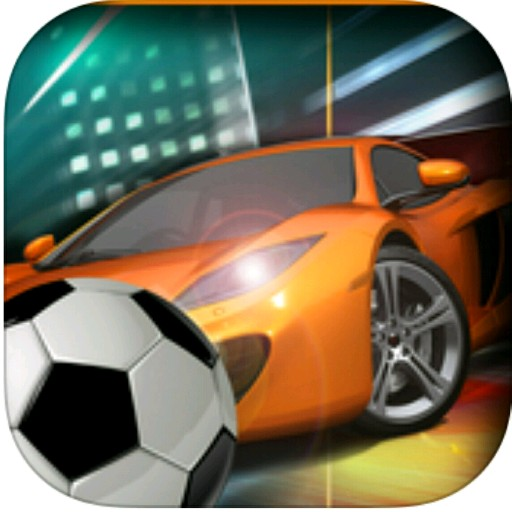 Super Cartoon Car Soccer