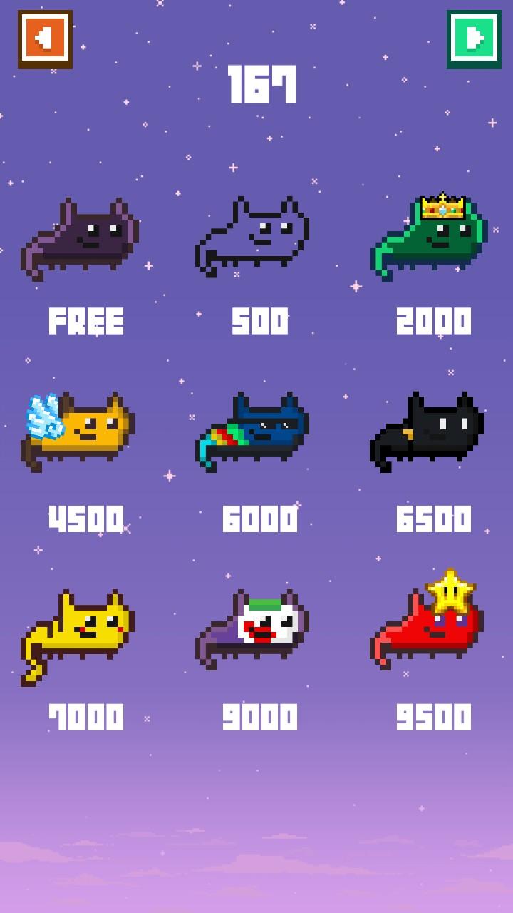 Up Cat : Addictive Cats Game