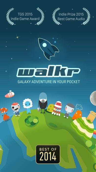 Walkr - Galaxy Adventure in Your Pocket
