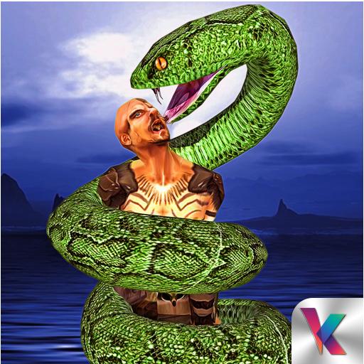 Wild Anaconda Attack 2016