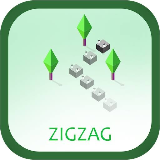 Zig Zag Zoe - Hardest Arcade Game EVER
