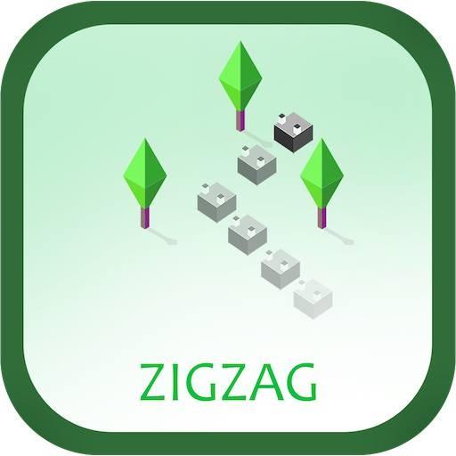 Zig Zag Zoe - Hardest Arcade Game EVER