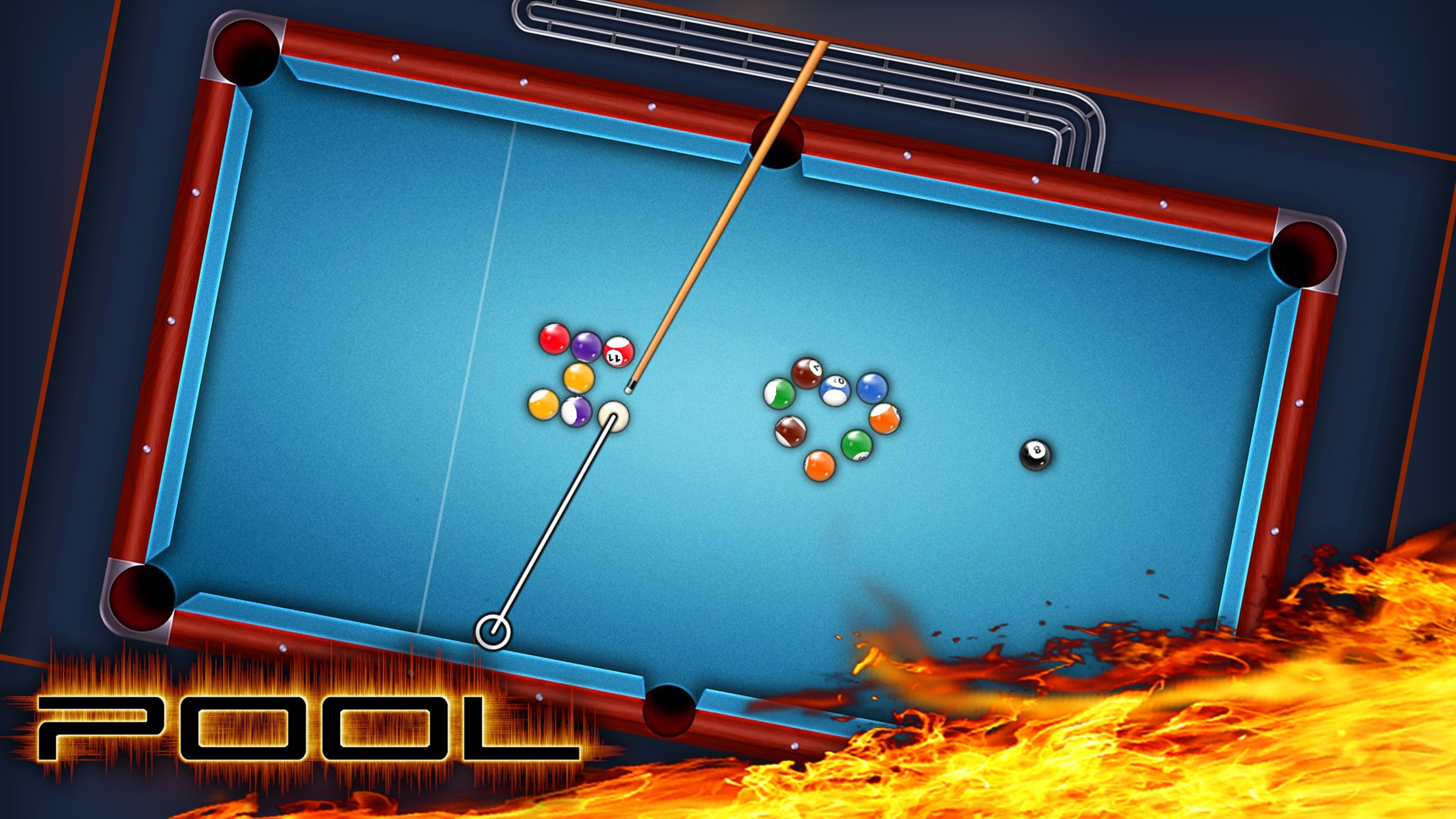 8 Ball Mini Pool Pro