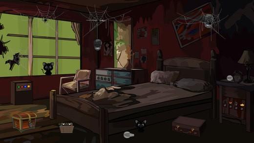 945 Halloween The Curse of Bear