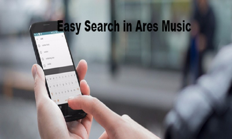 Ares Music Player- Online Mp3