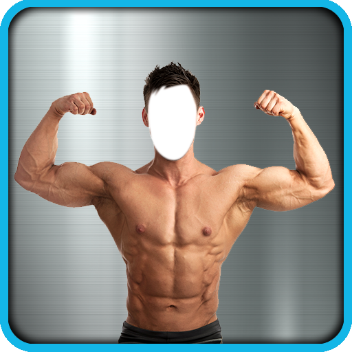 Bodybuilder Face Changer