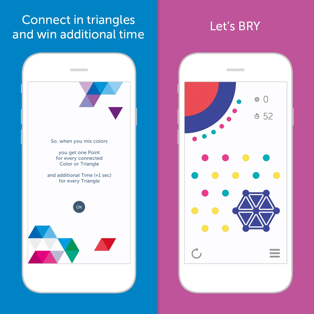 BRY: A true colors game