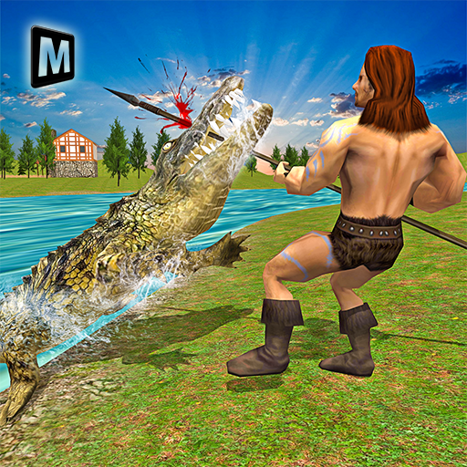 Crocodile War 3D