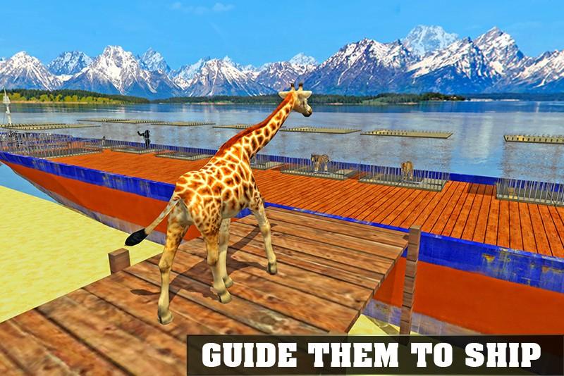 Cruise Ship Animal Transport