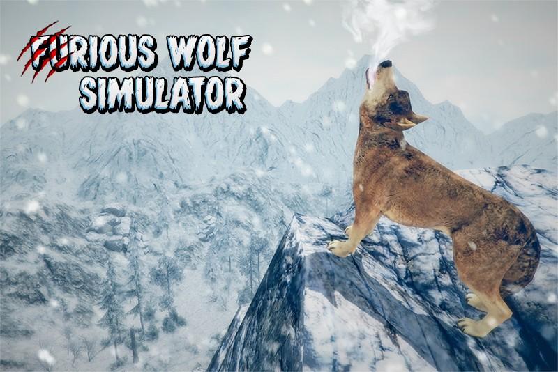 Furious Wolf Simulator