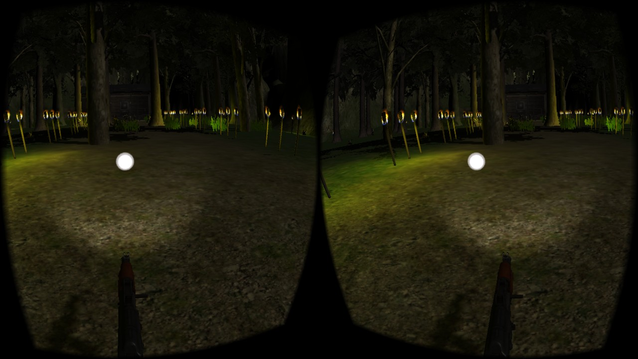 Horror Shooting-Cardboard VR