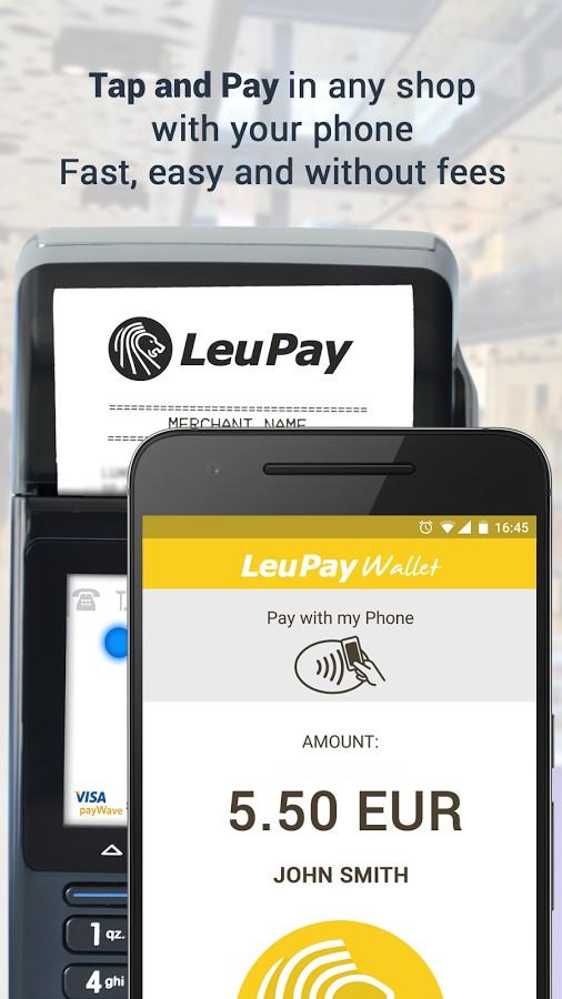 LeuPay Wallet