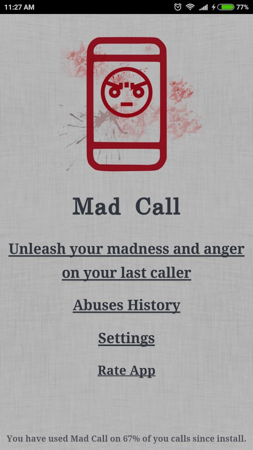 Mad Call