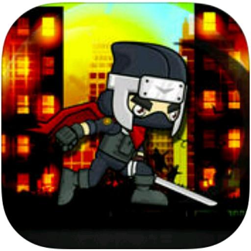 Ninja Man Falling Down 2017