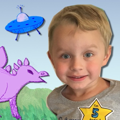 Patrick's Dinosaur