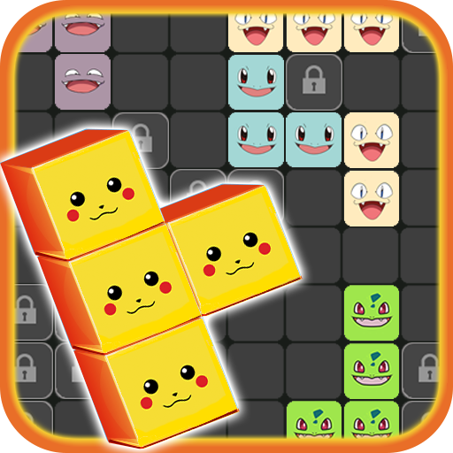 Pikachu Block Puzzle Game