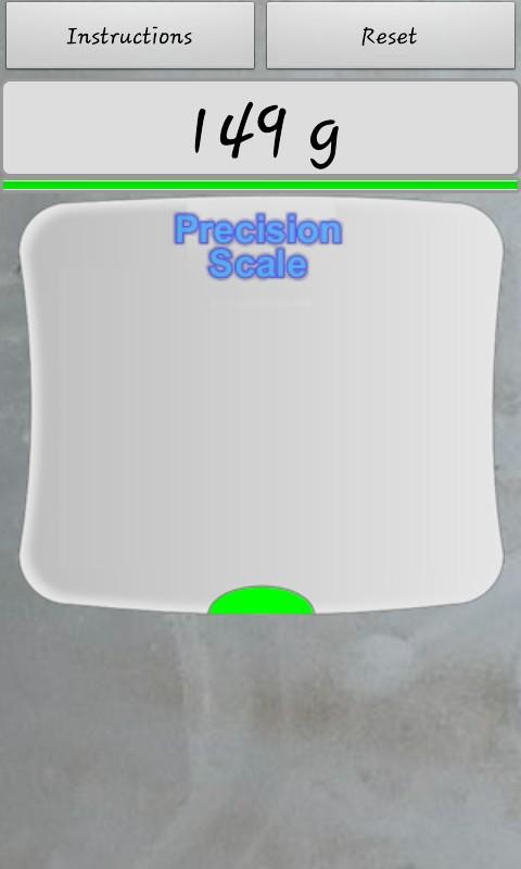 Precision Digital Scale