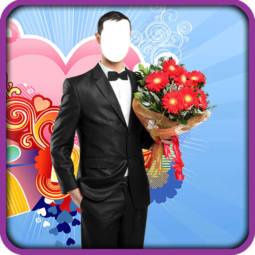 Romantic Man Photo Editor