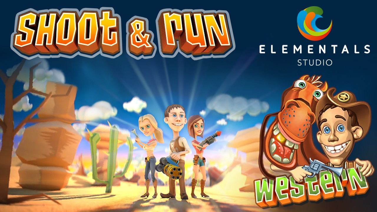 Shoot & Run: Western