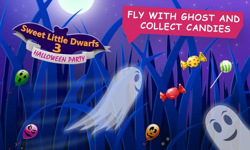 Sweet Little Dwarfs 3 - Halloween Party
