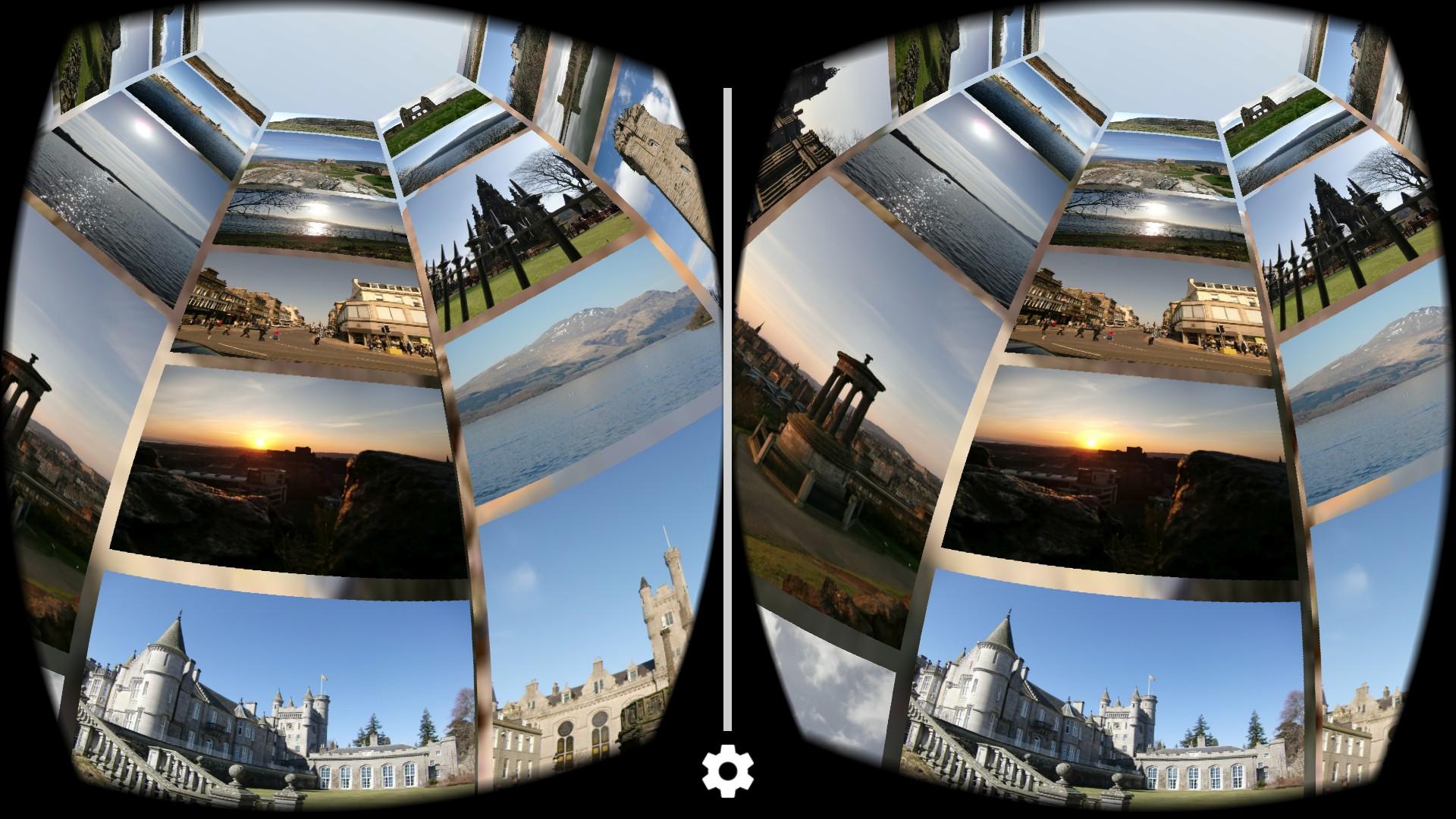 Virtual Reality Gallery