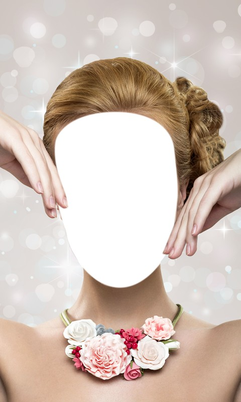 Wedding Hairstyle Photo Editor