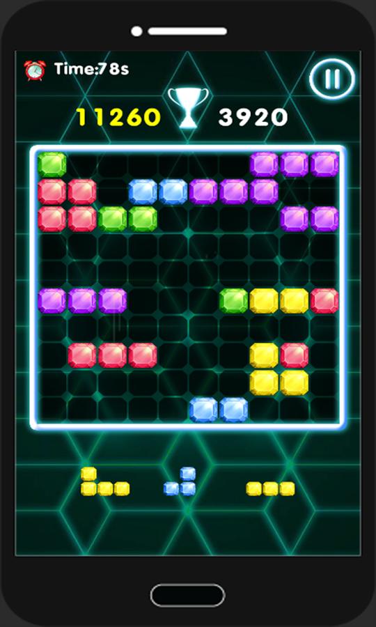 Block Puzzle Jewel Tetris Gratis