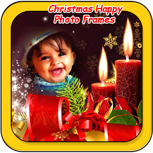 Christmas Happy Photo Frames