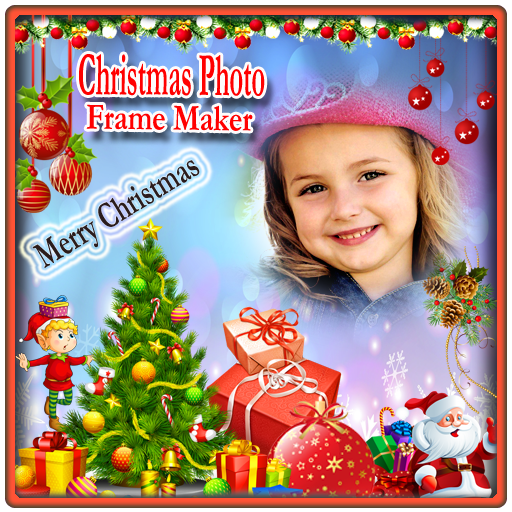 Christmas Photo Frame Maker