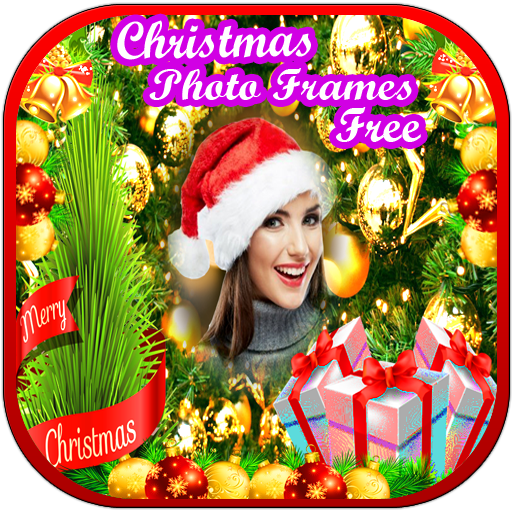 Christmas Photo Frames Free