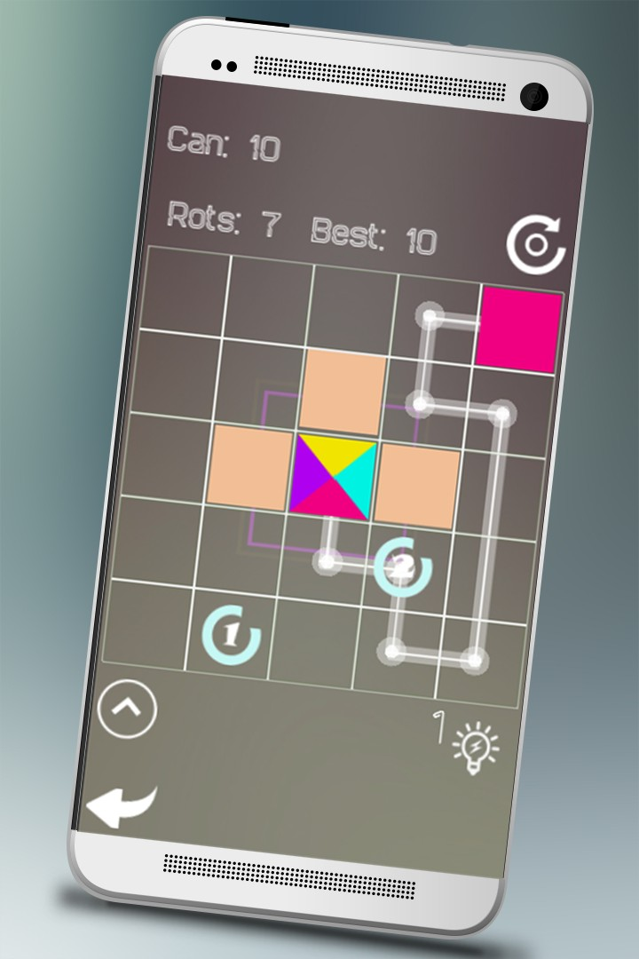 Colotor - Color Puzzle Game