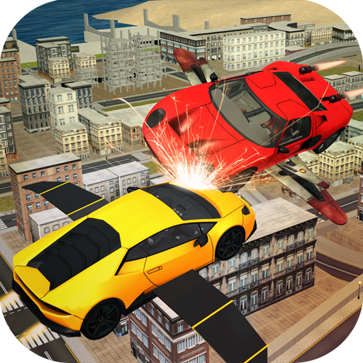 Flying Sport Car Simulator2016